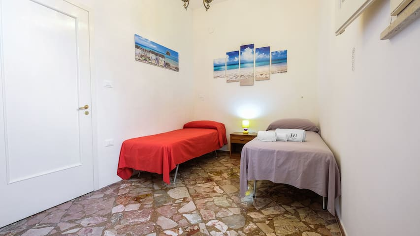 Central Apartment Only a Few Meters from the Beach; Pets Allowed; Parking Available