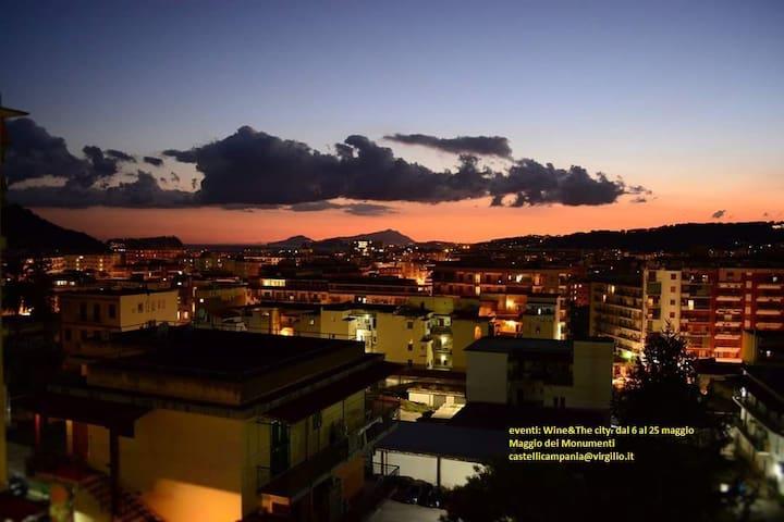 one stop to movida of Mergellina - Napoli - บ้าน