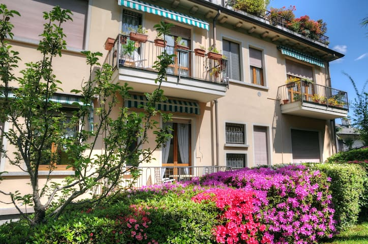 Apartment - Garden - Lake view  - Stresa - Apartment