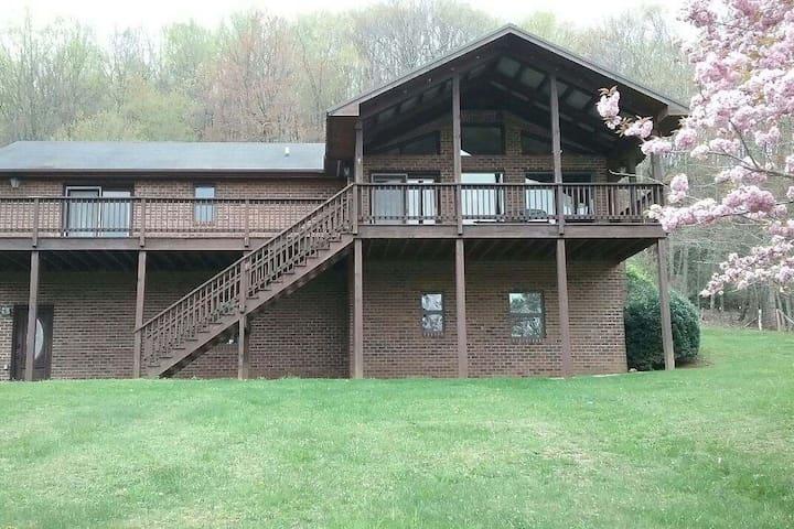 Blue Ridge Mountain Retreat