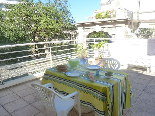 Les Jardins du Prince - Biarritz - Huoneisto