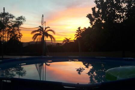 Dormitorio de huespedes en Ciudad del Saber - Panamá - Vierassviitti
