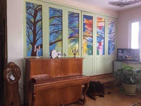 Maison d'art familiale Vanadzor
