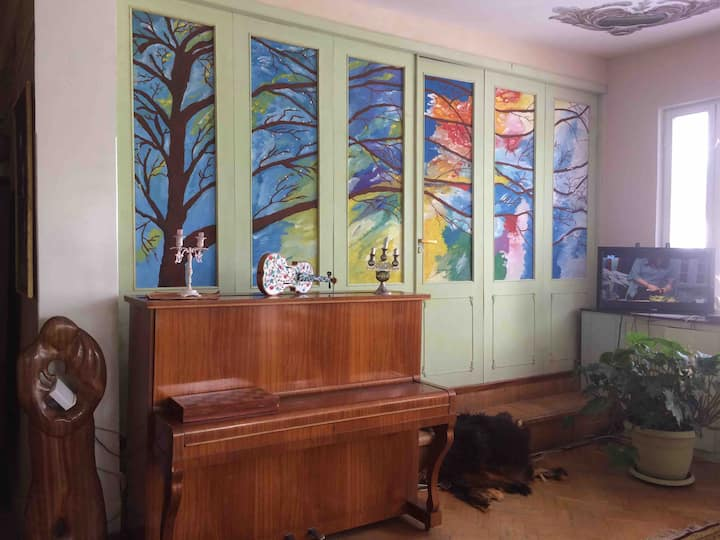 Vanadzor Family Art House