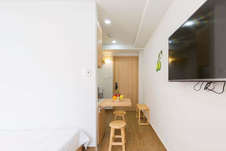 Japanese Studio in A Peaceful Central Of HCMC