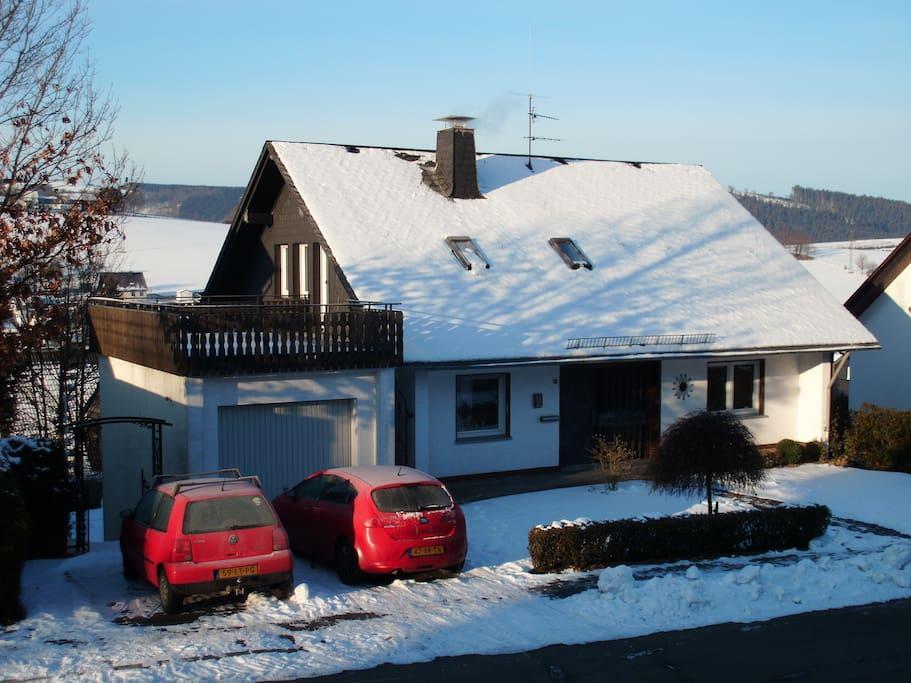 De Roos Vakantiewoningen winter