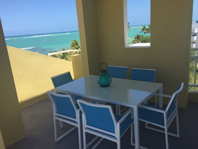 Ocean View Beach Access Penthouse - Loíza - Appartement