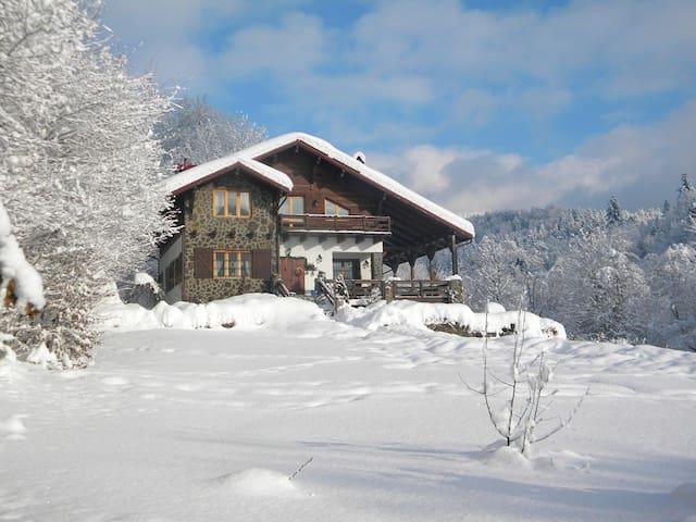 Winter in Kukavica