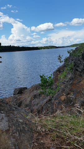 Stor mysig lgh i C Tyresö - Tyresö - Leilighet