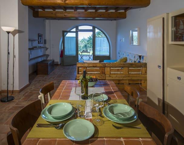 Casa Vacanze le Fornaci Appartamento Roggiola - Latereto - Appartement