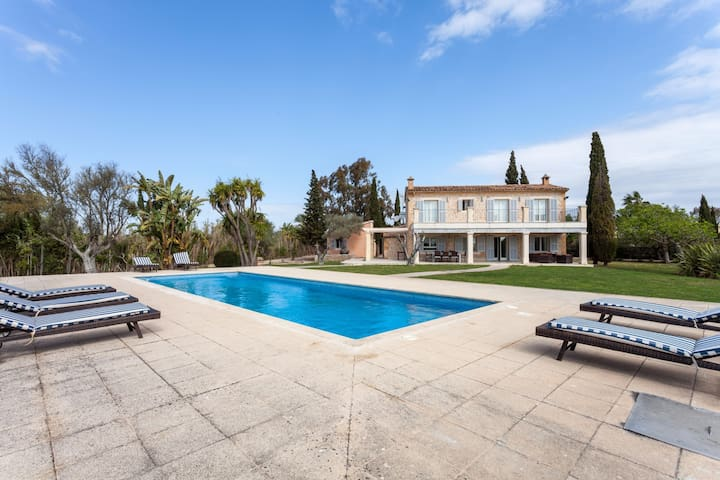 CANYAMEL BEACH - Villa for 10 people in Capdepera.