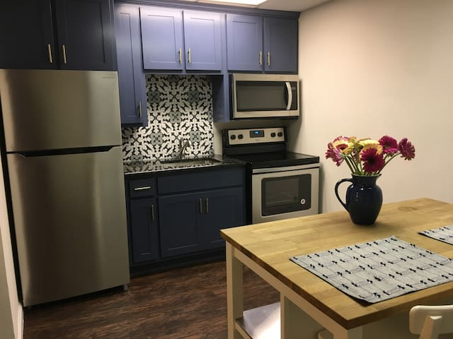 Cozy 1 Bed 1 Bath In Law Suite Apt in North Chatt