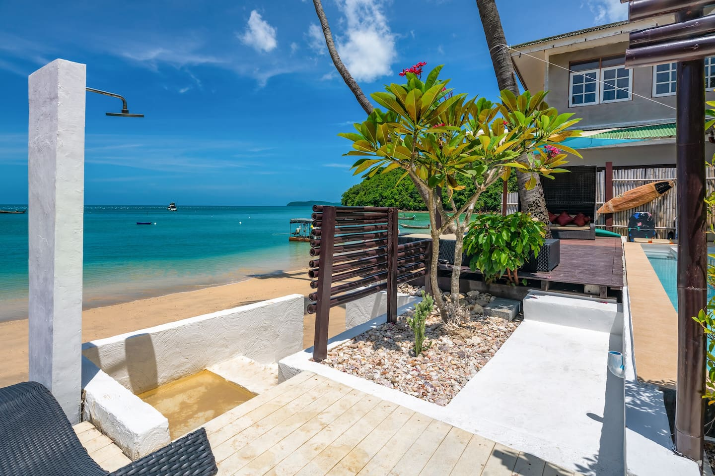 Let this amazing beachfront apartment be your home in Phuket!