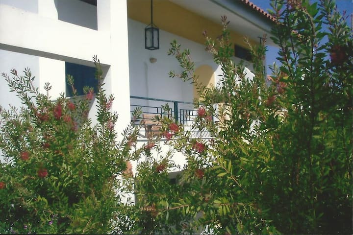 Family Resort Maisonette A1 - Άγιος Αιμιλιανός - House