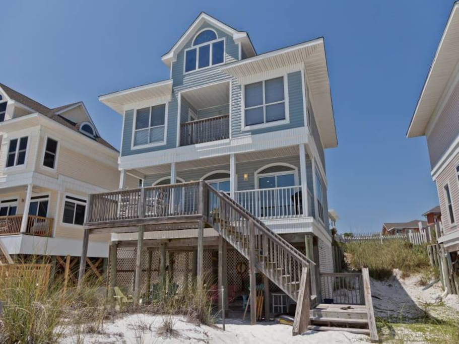 Memories By The Sea 3bdrm Beach Home In Destin Houses For Rent In Miramar Beach Florida