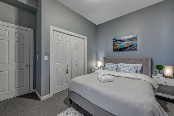 K-1S-2 Private Room Parking Breakfast Sushi Wine Early Check-In Late check out