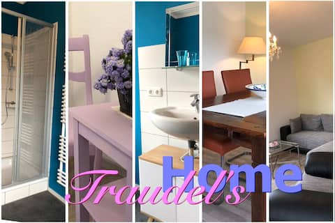 Traudel's Home - stay cosy close to Hamburg.