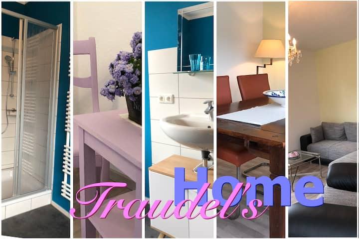 Traudel's Home - stay cosy close to Hamburg.