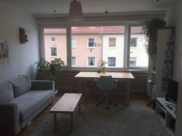 Wohnung im Herzen Hannovers