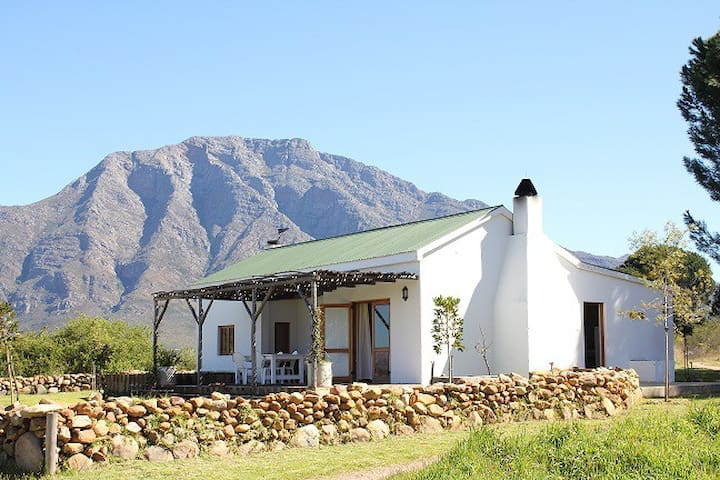 Welbedacht Game & Nature Reserve - Tulbagh - Bungalow