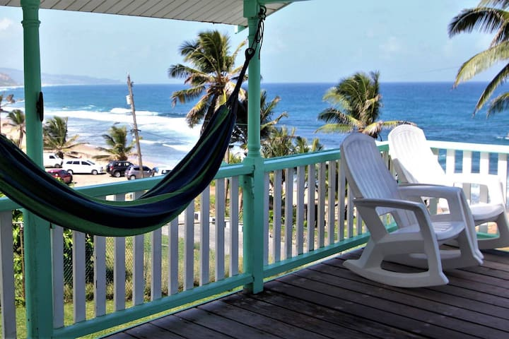 Brees Beach House Upper - Bathsheba