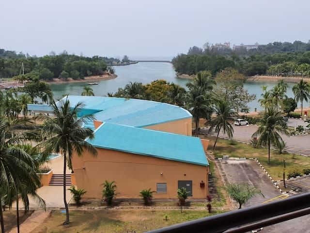 Port Dickson Strait View Villa First Class Condo