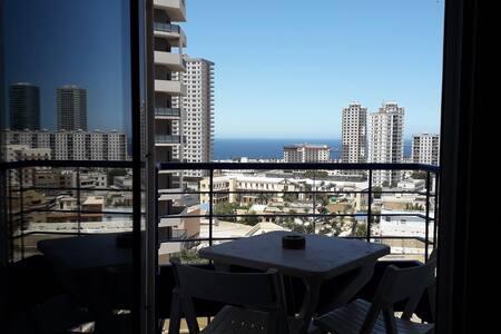 Bel appartement ensoleillé,face au Port/SantaCruze