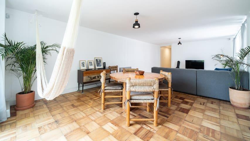 Apartamento en el Centro de La Condesa