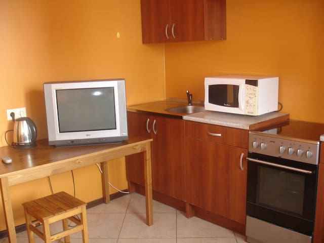 Апартаменты Центральная 17