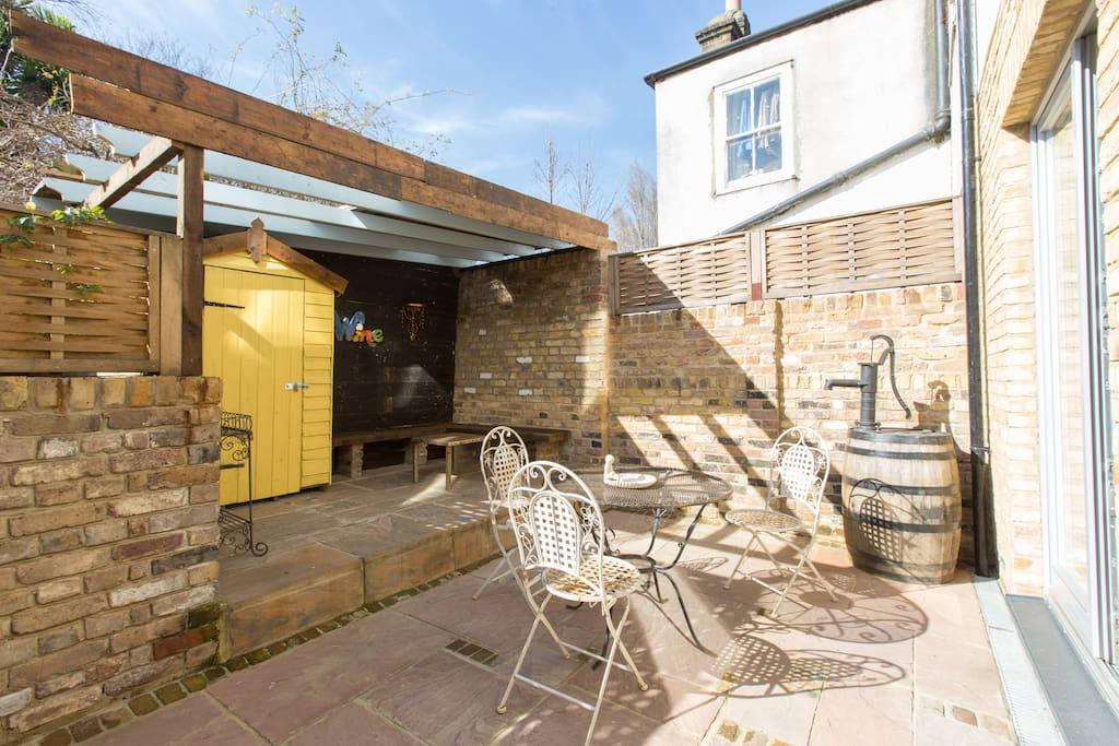 Beautifully designed london ecohome casas en alquiler en londres inglaterra reino unido - Alquiler casa londres ...