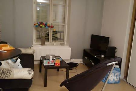 Appartement centre ville - Charleville-Mézières