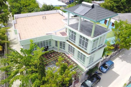 Modern Home - South Maldives - Addu City