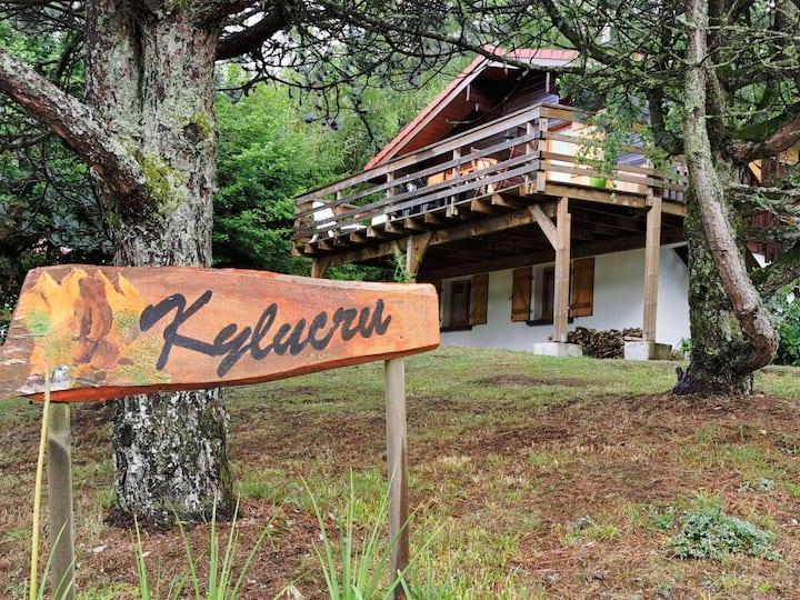 Chalet Kylucru 6 personnes près de Gérardmer
