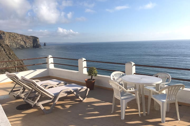 """Casa Ange"" - Oceanfront - Your dream holidays"