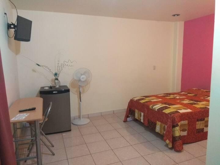 Habitación Super cómoda en el centro Miahuatlan H2