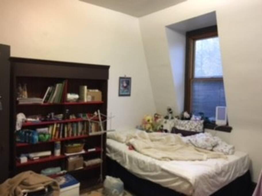 Representative Bedroom Picture