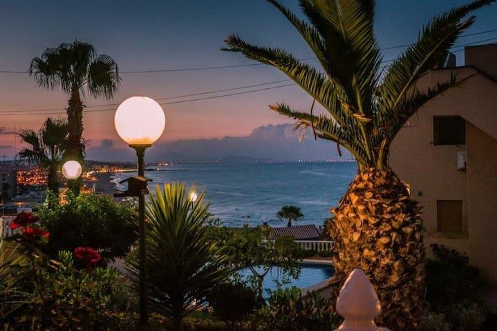 Beautiful Miramar by the seaside