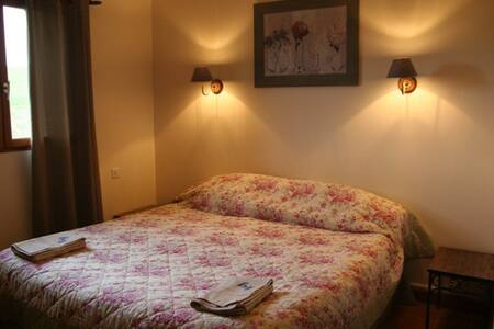 chambre chevreuil - Hauterives