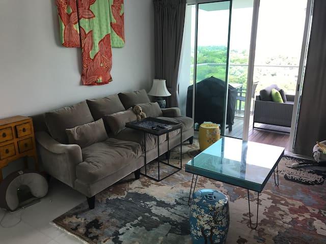 English Designer lounge