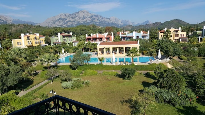 Villa with 4 rooms,500 meters far from the beach
