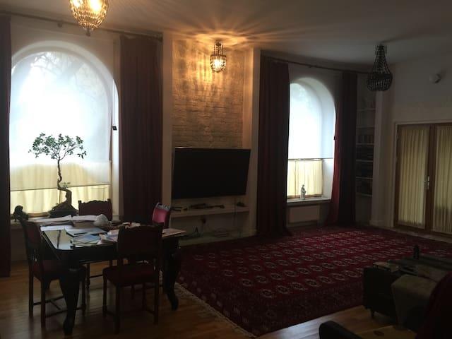 Дизайнерские апартаменты в Петергоф - Петергоф - Apartment
