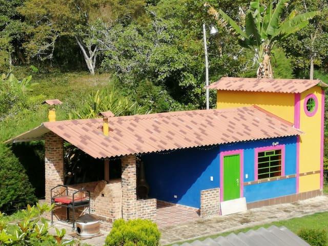 Linda Cabaña Tibacuy Cundinamarca