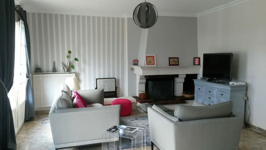 Grande maison à 12 minutes de Paris - Savigny-sur-Orge - House