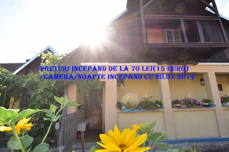 Casa Traditionala Ardeleana - Room 4