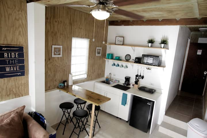 NEW Cozy Apartment with a Great View in Culebra PR