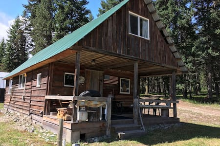The Ferguson Cabin, now work remotely full WiFi