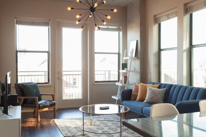 Trendy West End Apartment