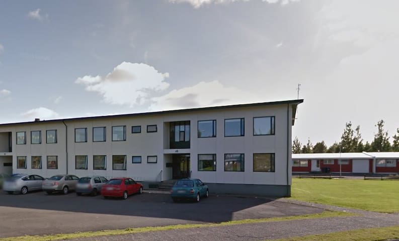 Cozy apartm. in heart of Selfoss - South Iceland - Selfoss - Apartament