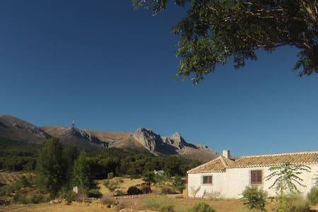 Un cortijo con vistas - Granada