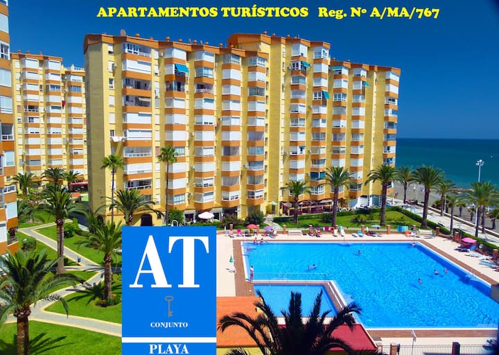 APARTAMENTOS INTERCENTRO ALGARROBO COSTA